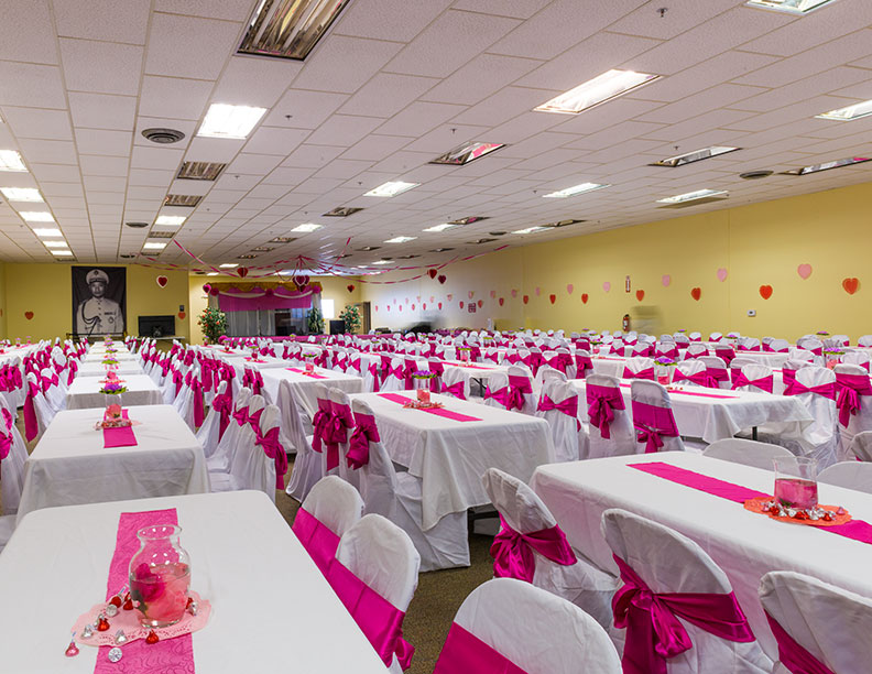 Community center welcome to long cheng marketplace banquet hall junglespirit Images